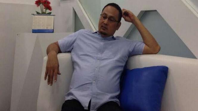 Dirjen Aptika Kominfo, Semuel Abrijani Pangerapan.