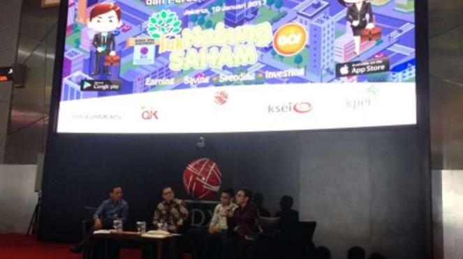 BEI Ajak Investor Muda melalui Games Online
