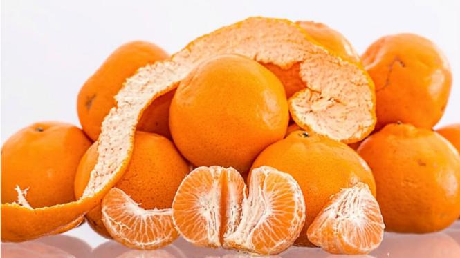Bermanfaat, Makan Jeruk Jangan Buang Serat Putihnya