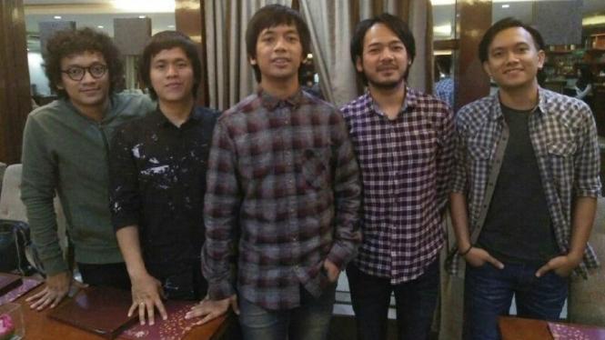 Grup band D'MASIV.