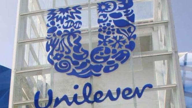 Logo Unilever.