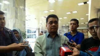 Ahmad Riza Patria dari Fraksi Partai Gerindra