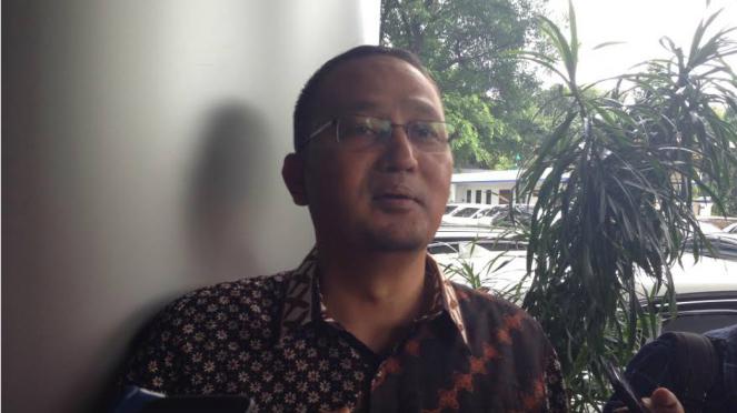 Direktur Jenderal Aplikasi dan Informatika Kominfo, Semuel Abrijani Pangerapan.