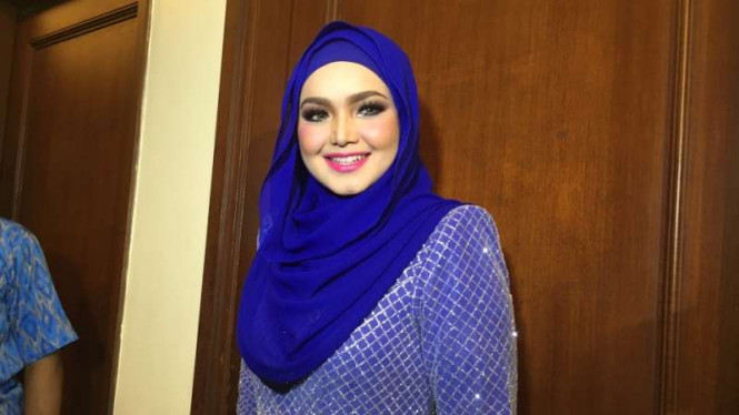 Siti Nurhaliza.