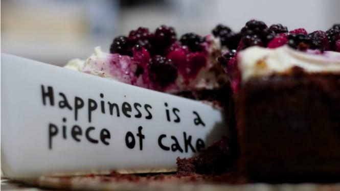 Ilustrasi kue/cake.