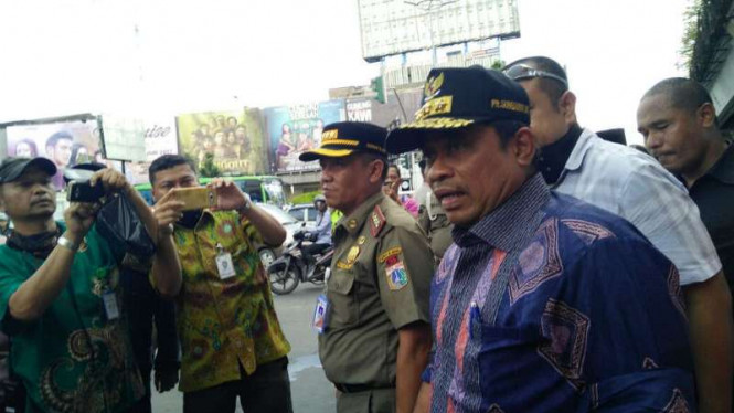 Dirjen Otonomi Daerah pada Kementerian Dalam Negeri, Sumarsono.