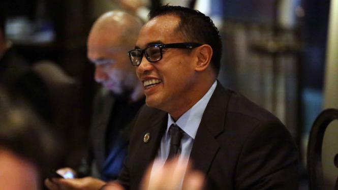 Ketua Umum KOBI, Anindra Ardiansyah Bakrie