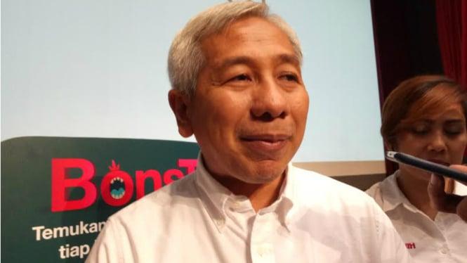 Wakil Direktur Utama Tri Indonesia, M. Danny Buldansyah.