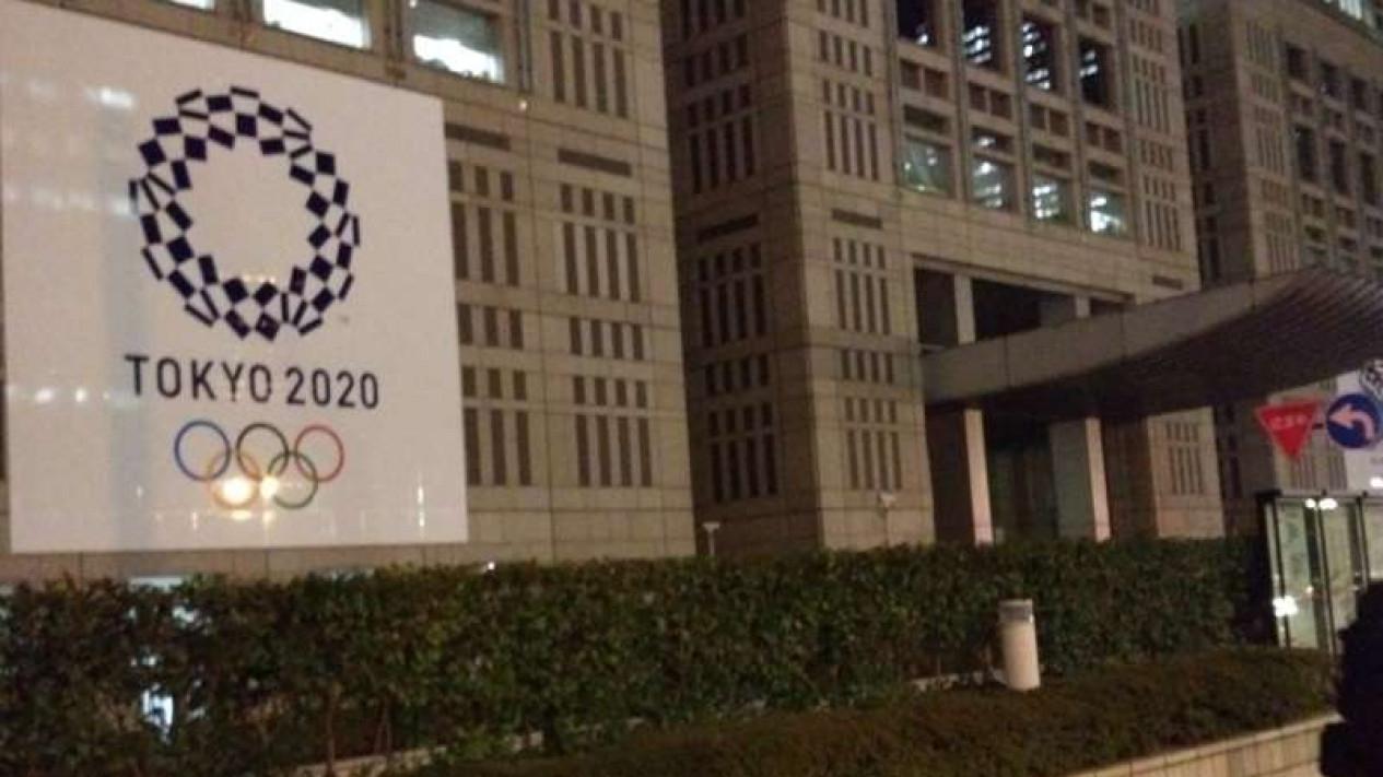 Jepang menyambut Olimpiade 2020