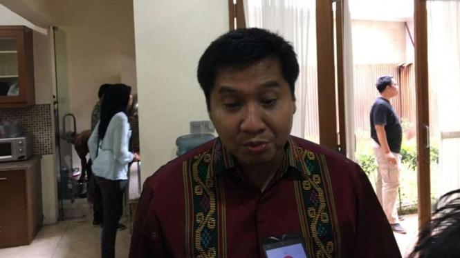 Politisi PDIP, Maruarar Sirait.