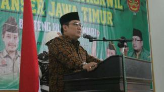 Sekretaris Jenderal Nahdlatul Ulama (NU), Helmy Faisal Zaini.