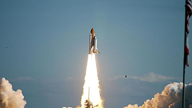 01 02 2003 Misi Pesawat Columbia Berakhir Bencana
