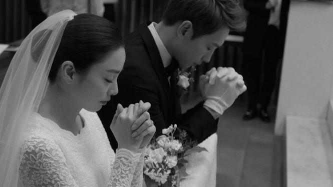 Kim Tae Hee dan Rain