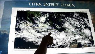 Waspada cuaca ekstrem akibat perubahan iklim.