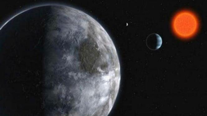 Exoplanet.
