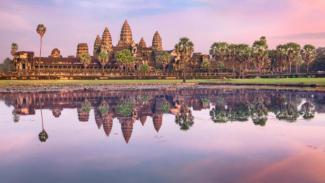 Ilustrasi Bentuk Pemerintahan Negara Kamboja