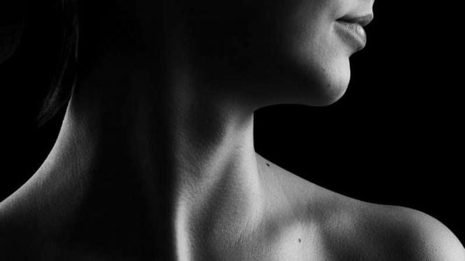 Leher wanita