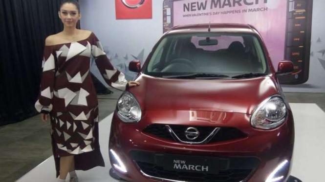 Nissan Setop Jualan Mobil March di Indonesia