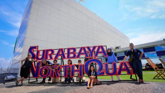 Surabaya North Quay.