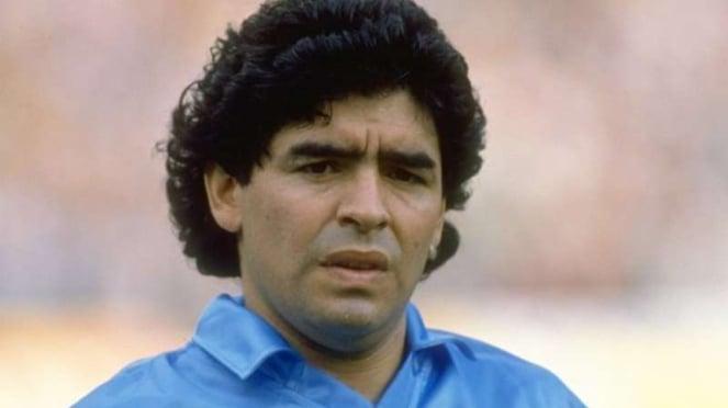 Legenda Argentina, Diego Maradona