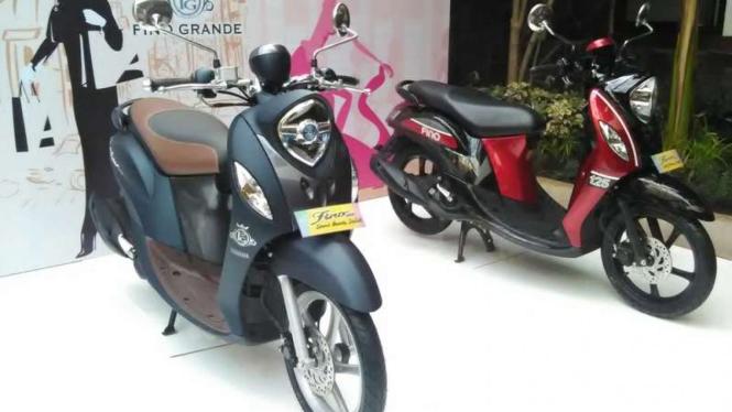 Yamaha Hadirkan Fino Versi Grande Apa Bedanya Viva
