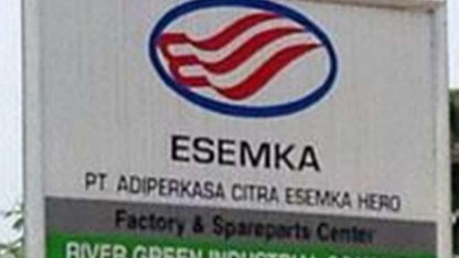Logo Esemka