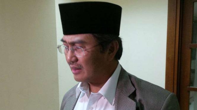 Mantan Ketua Mahkamah Konstitusi, Jimly Asshiddiqie.