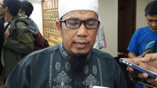 Bernard Abdul Jabbar dari FUI.