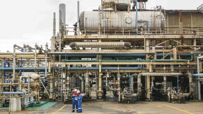 Pertamina Garap Proyek Strategis Green Refinery di Kilang Cilacap