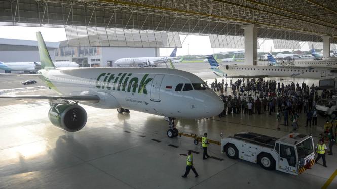 Pesawat Citilink A320 Neo