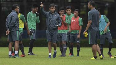 Seleksi pemain Timnas Indonesia U-22