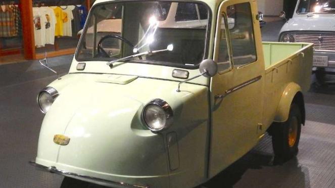 Midget, Mobil Daihatsu pertama di Indonesia.