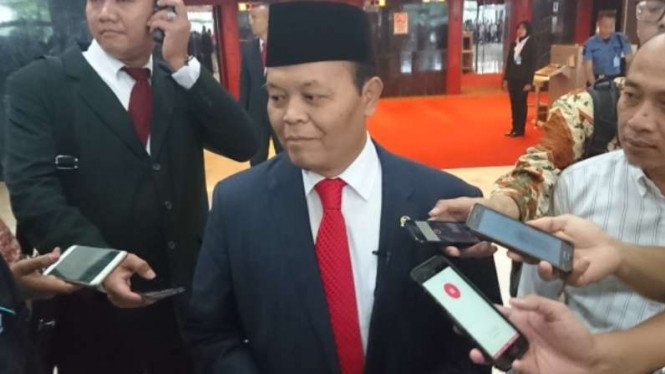 Wakil Ketua MPR, Hidayat Nur Wahid.