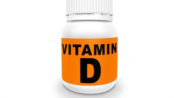 ilustrasi vitamin D