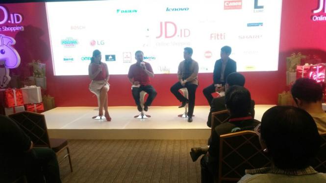 E-commerce asal China, JD.id, merayakan satu tahun di Indonesia.