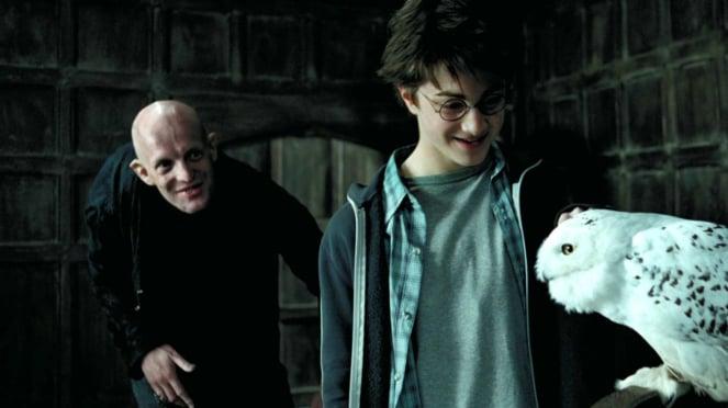 Jim Tavare, bintang Harry Potter and the Prisoner of Azkaban