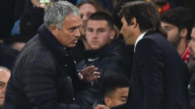 Mourinho Dipecat Mu, Conte Dan Zidane Kembali Mencuat