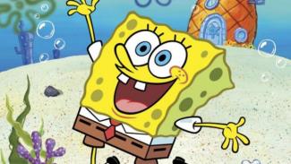 Kartun Spongebob.