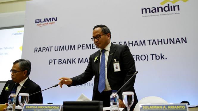 RUPST Bank Mandiri