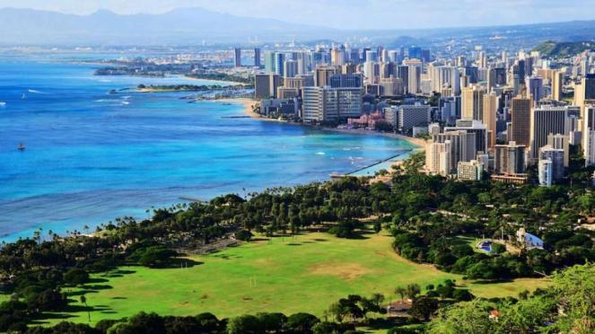 Honolulu-Hawaii.