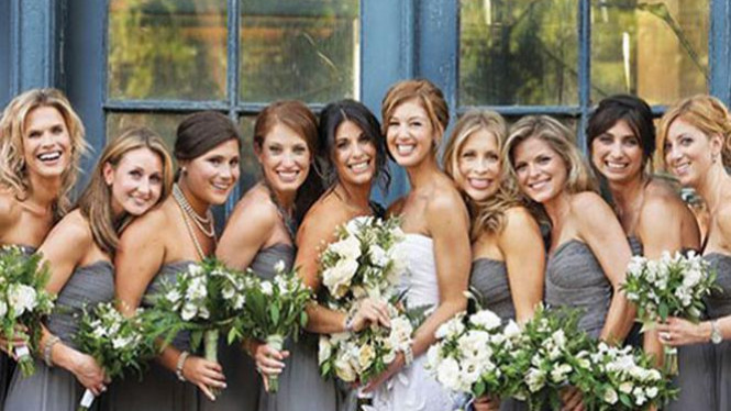Bridemaids profesional.