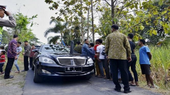 Mobil Kepresiden Joko Widodo (Jokowi)