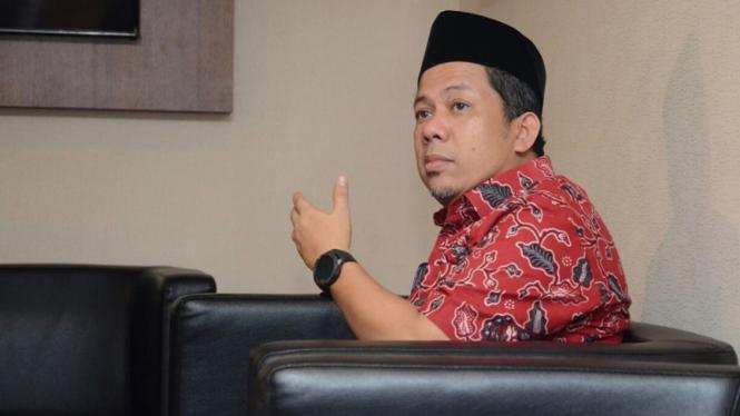 Wakil Ketua DPR, Fahri Hamzah.