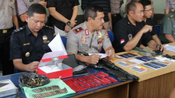 Polri Cokok Oknum Polisi Yang Terlibat Narkoba Sabu 2,9 Kg Di Sumut