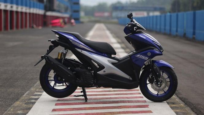 Yamaha Aerox 155VVA