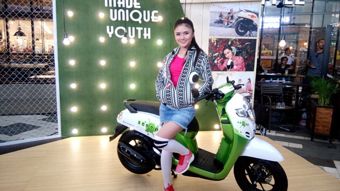 Honda Scoopy Baru Rancangan Orang Indonesia Viva
