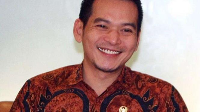 Wakil Ketua Komisi IV DPR, dan juga Wasekjen PKB, Daniel Johan.