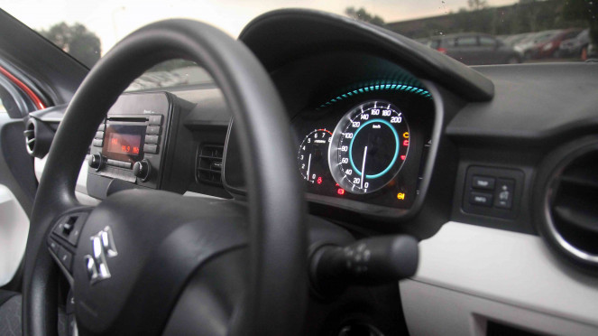 Melihat Dari Dekat Mobil Baru Suzuki Ignis