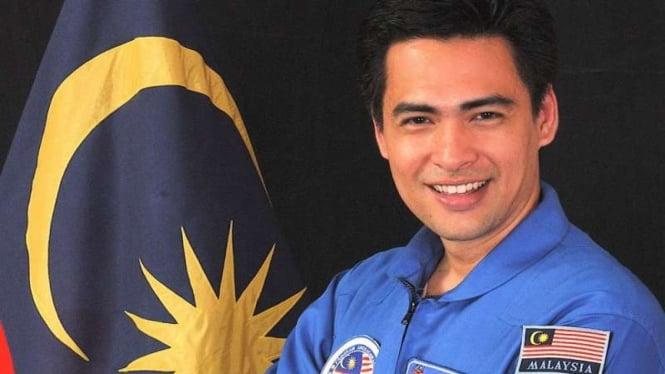 Astronot Malaysia, Sheikh Muszaphar Sukhor