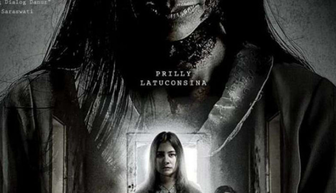 Poster film Danur: I Can See Ghost.